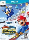 Mario & Sonic at the Sochi 2014 Olympic Winter Games (Nintendo Wii U)